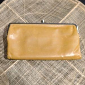 Hobo International Lauren Wallet Mustard